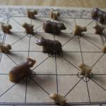 Jogos de Tabuleiro – o jogo do Tigre