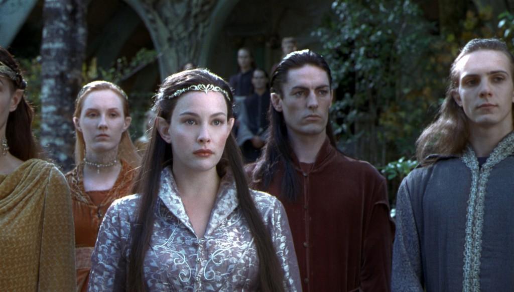Fotr Arwen farewell