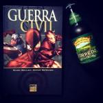 """Um Quadrinho, Uma Cerveja – """"Guerra Civil"""""""