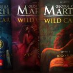 """Vale a Pena Ler – """"Wild Cards"""" de G. R. R. Martin"""